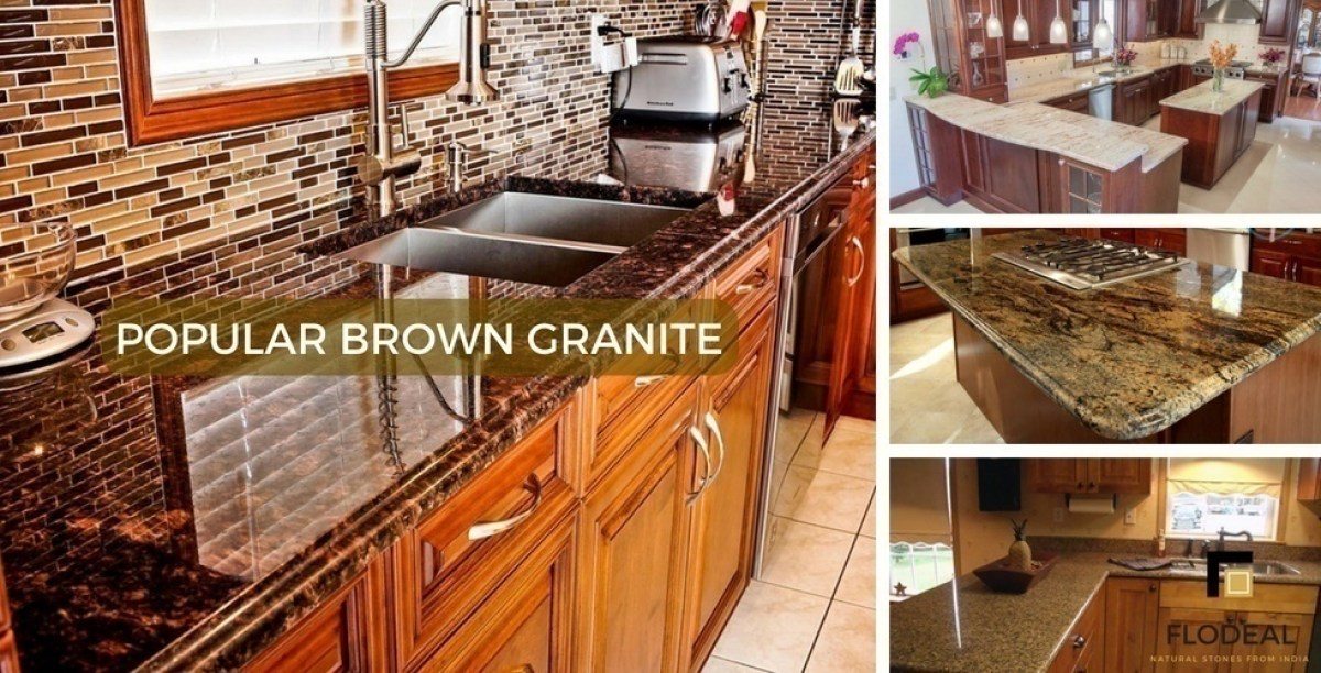 Brown Granite India