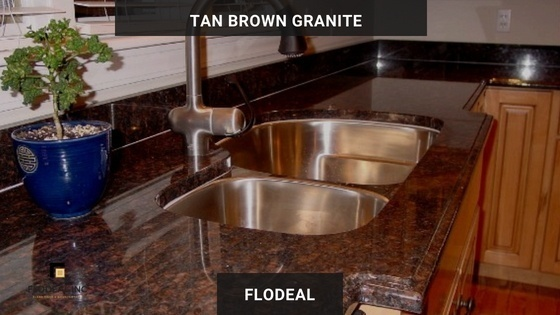 Tan Brown granit