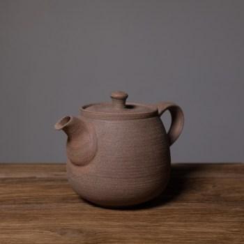 Inge Nielsen oglaserad tekanna no 1 - tebutik floder och berg / kinesiskt te