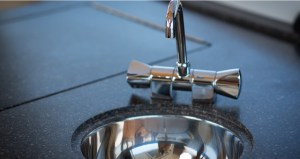 Faucet and Sink on the Afina