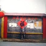 有趣的偽裝攝影 - Liu Bolin 和 Desiree Palmen 的隱形藝術照