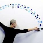 Frictions: 結合舞蹈藝術和便利貼動畫的完美短片 by Steven Briand