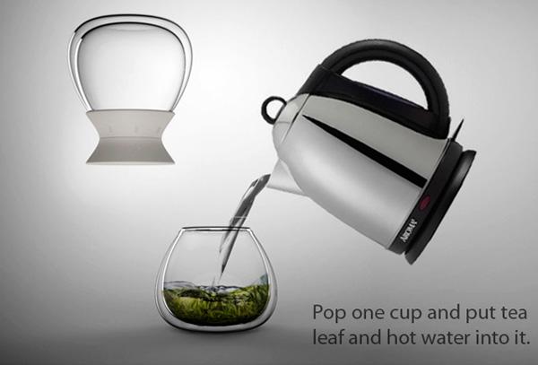 茶的時計:泡茶現代藝術的精準度