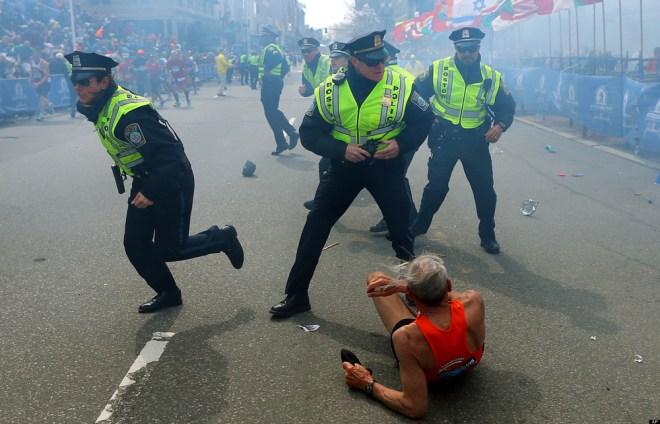 波士頓警察