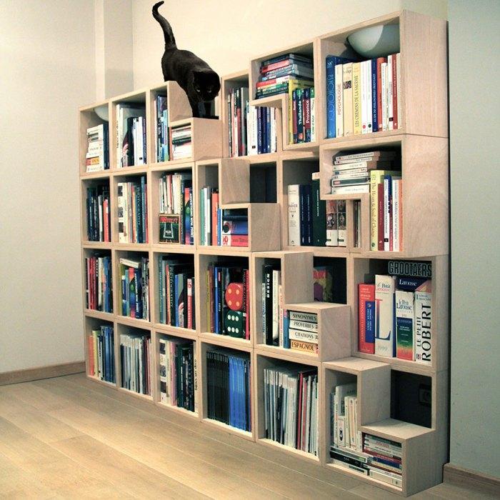 貓咪櫃子樓梯