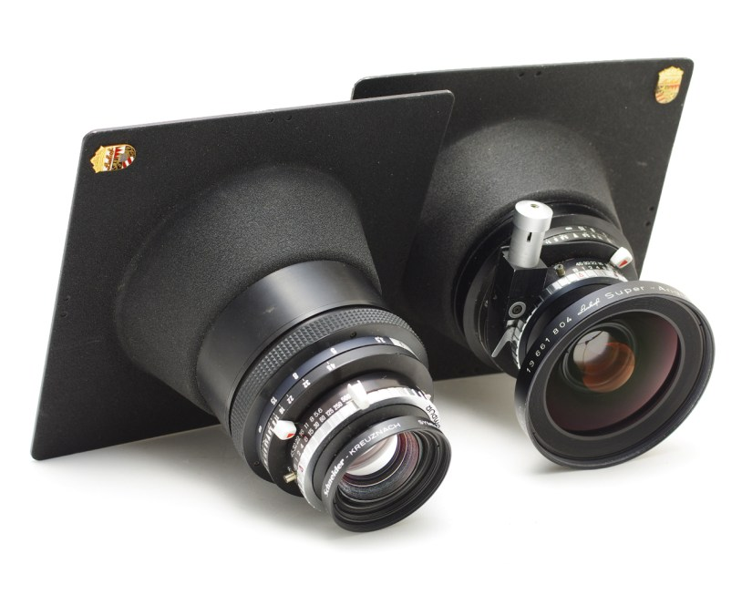 other Technar lenses and lens boards