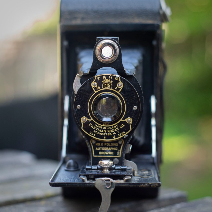 Kodak Autogrpahic No2