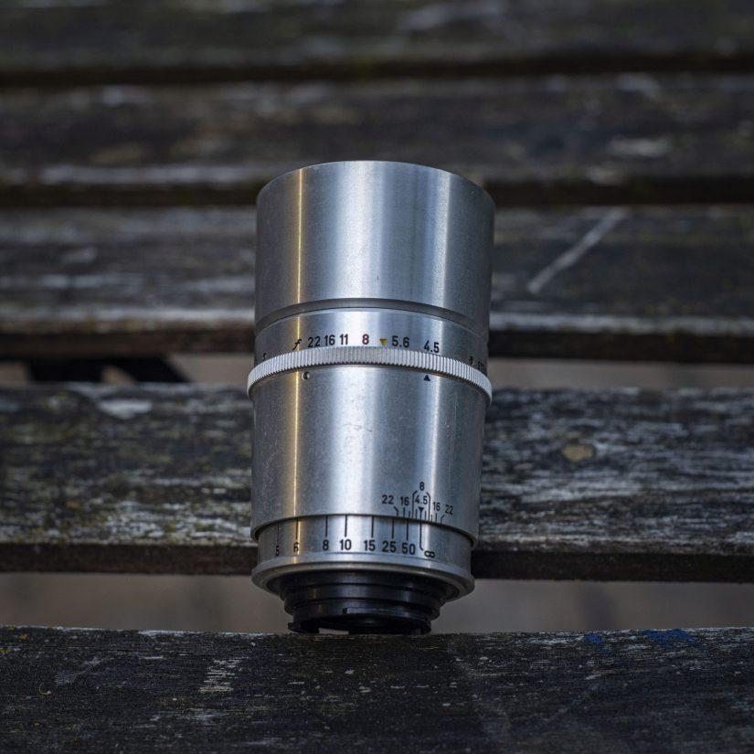 Argus 100mm lens