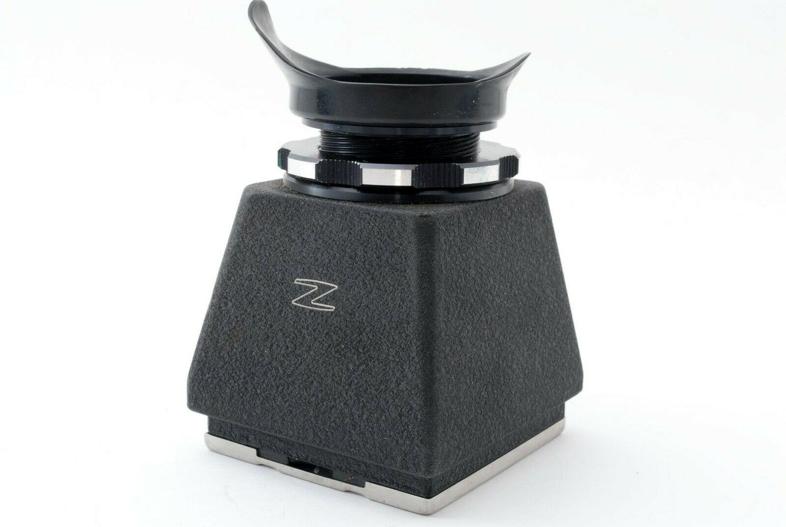 Bronica S2 magnifier finder