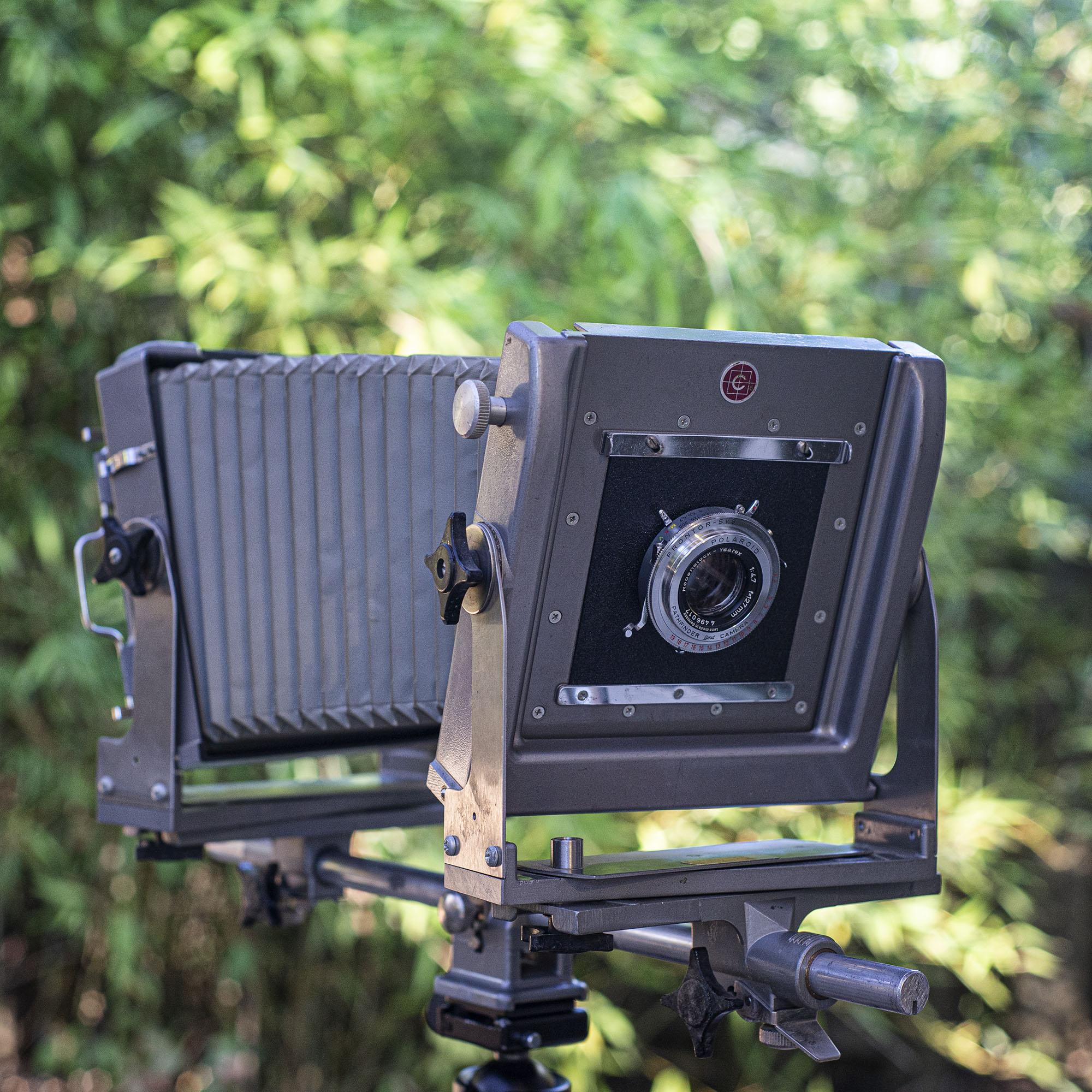 Calumet studio camera movement example