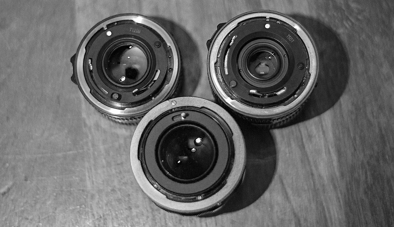 Canon lenses datre codes