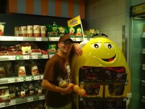 me and my buddy