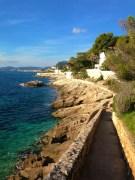 Walk to Monaco