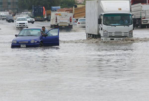 floods in UAE