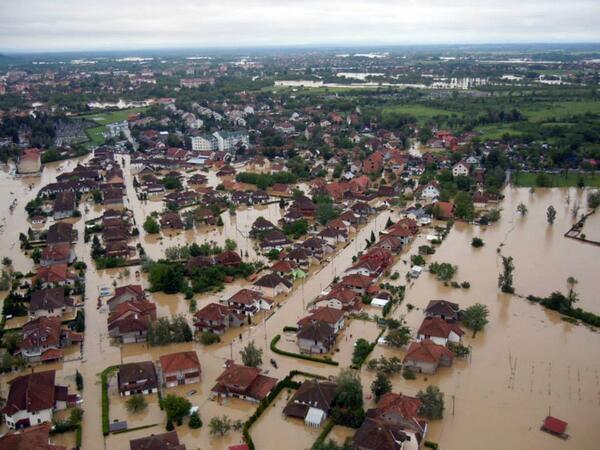 Floods in Bosnia