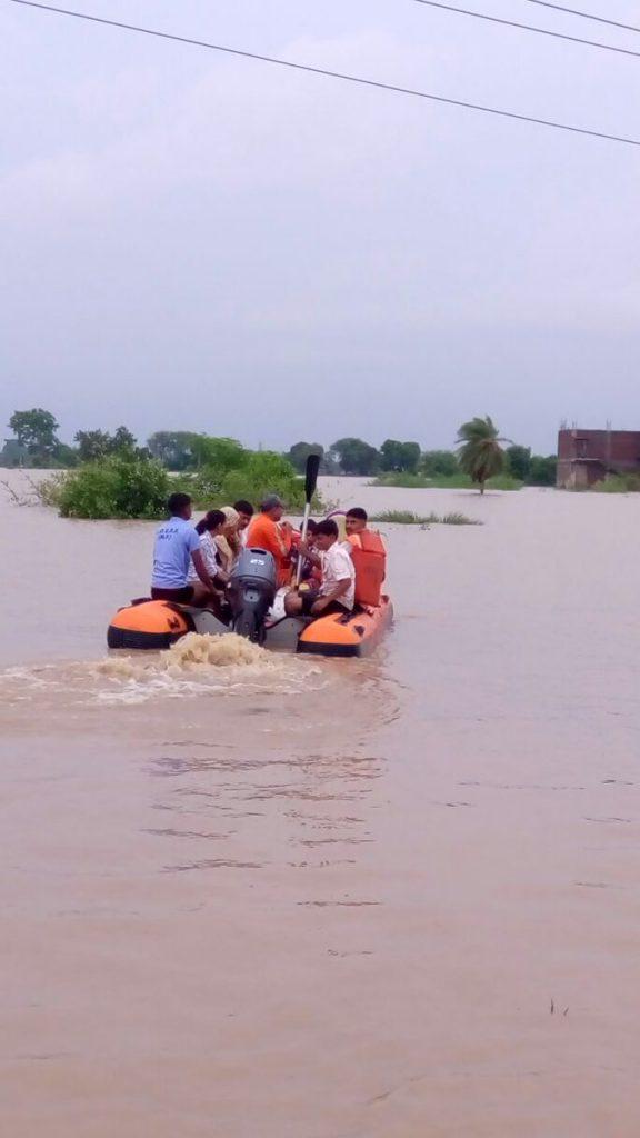 India Over 20 Killed in Madhya Pradesh Floods FloodList