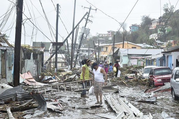 Caribbean – Hurricane Maria Causes Damaging Floods in ...