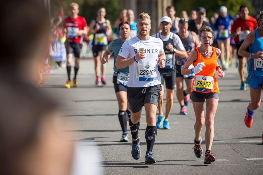 Mein erster Marathon 2015