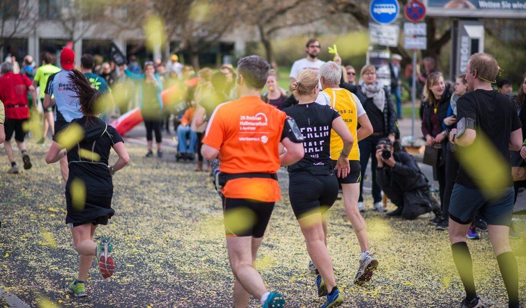 Rennstrategie – Halbmarathon