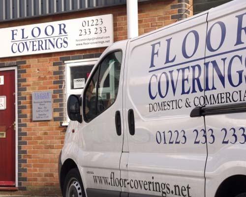 Floor Coverings Van