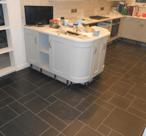 Amtico Kitchen Flooring Cambridge