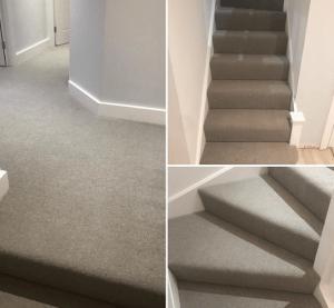 100% wool carpet Cambridge