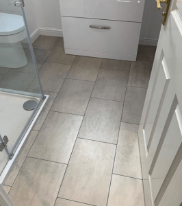 Bathroom flooring Cambridge