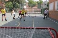Floorball sobre patines - Campus Unihockey 2013