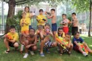 Pistoleros de agua (2) - Campus Unihockey 2013