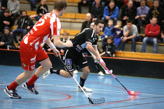 15/16 Tokos scored 10 goals and added 9 assists for Dalen. / Photo by Per Wiklund