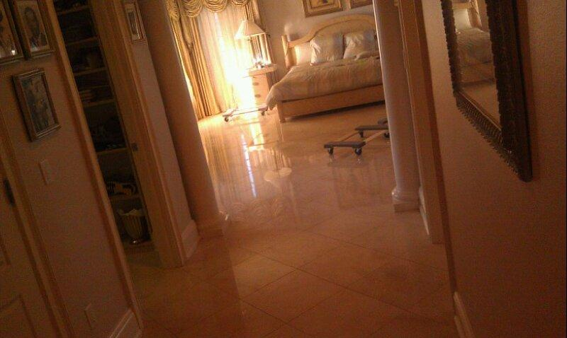 Marble and Stone Polishing and Sealing