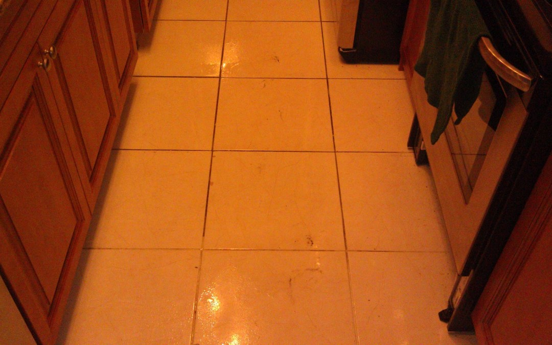 Tampa Tile and Grout Cleaning and Sealing Before and After