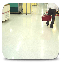Vinyl Floor Cleaning Commercial VCT Floor Cleaning