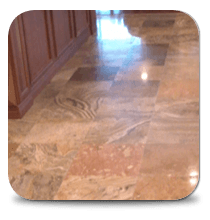 refinish Travertine Floors