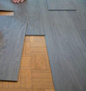 Luxury Vinyl Tile comparison