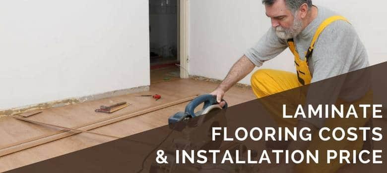 laminate flooring cost installation price