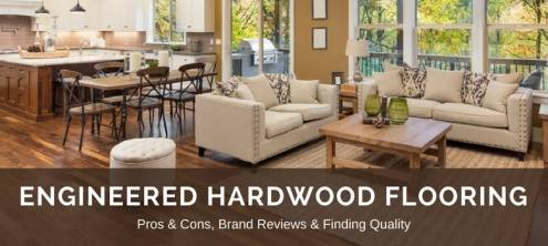 Engineered Hardwood Flooring  2018 Fresh Reviews  Best Brands  Pros     engineered hardwood flooring reviews