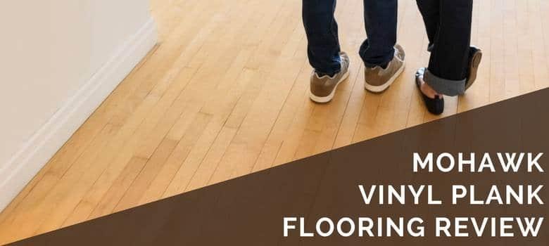 mohawk vinyl plank flooring review