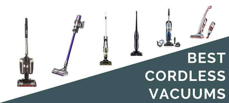8 Best Cordless Vacuums In 2020 Reviews Shark Ion Dyson V11