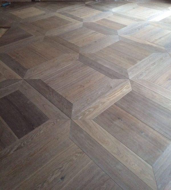 WOODlife custom oak panels 1000x1000 mm Authentic