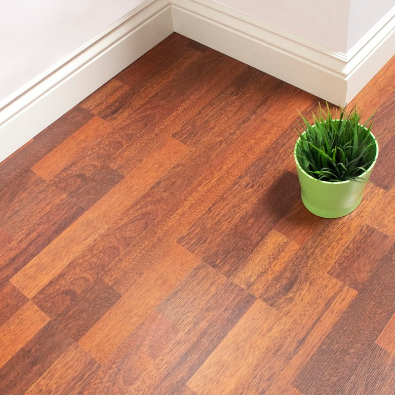 Merbau laminate wood flooring made in Malaysia under Robina Flooring brand. Best Flooring manufacturer available only in Floor Expo UAE.