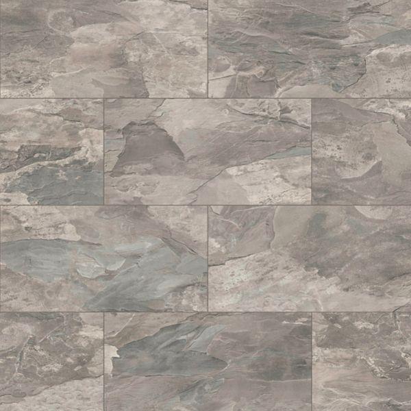 prestige timbers 8mm tile effect laminate flooring grey slate