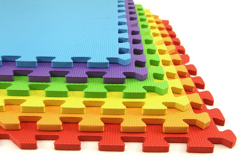 How To Install Foam Tiles Flooringinc Blog