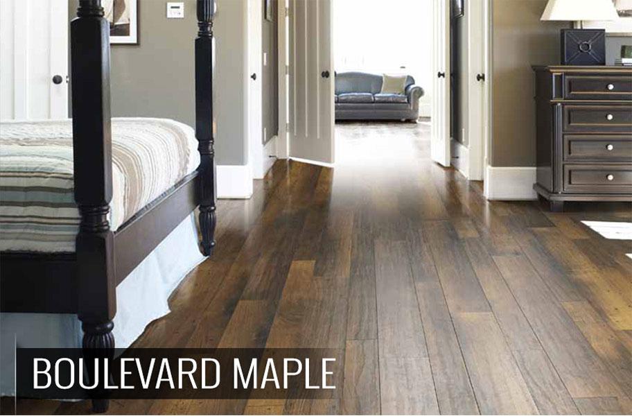 Laminate vs vinyl flooring flooringinc blog - Laminate versus hardwood flooring ...