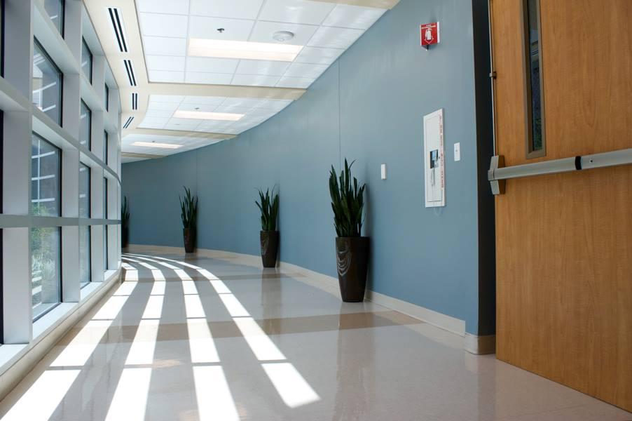 Flooring Solutions, Inc. Portfolio - Hillcrest Baptist Medical Center