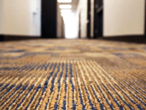 FSI Commercial Flooring for Corporate offices & hallways - Airborne Project