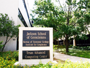 UT Jackson School of Geosciences at J.J. Pickle FSI commercial flooring Project