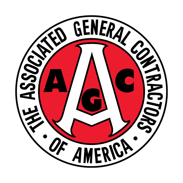 AGC The Associated General Contractors of America logo