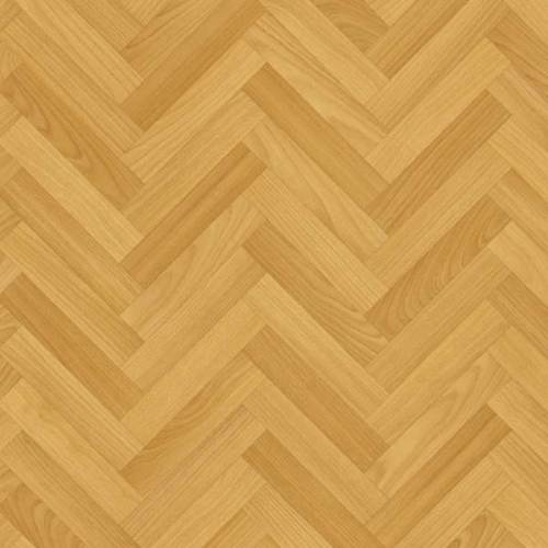 Beauflor Supreme Woods Beech Chevron Vinyl Flooring – 600L