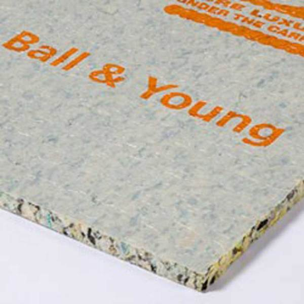 Cloud 9 Super Contract 10mm Thick Carpet Underlay